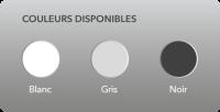 choix des coloris pour votre pompe à chaleur air/air