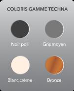 couleur supplémentaires à choix pour le coloris de votre poêle à Granulé