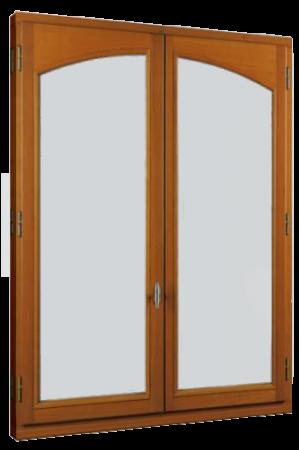 fenêtre en bois de l'entreprise Art Renov, basée en poitou charente (Niort, Angoulême, Cognac, Saint Jean d'Angely, Saintes, Saujon, Rochefort, La Rochelle).