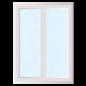 fenêtre de forme rectangle