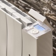 réglage d'un radiateur à inertie