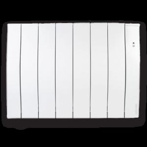 Modèle de radiateur blanc