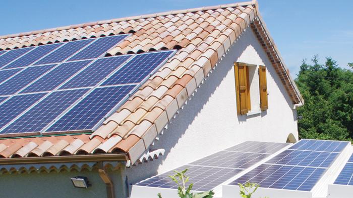 Maison à Royan en autoconsommation grâce aux panneaux solaires