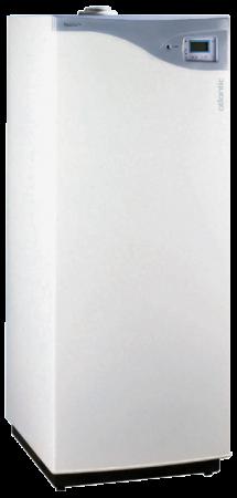 Modèle d'une chaudière à condensation qui fonctionne au gaz