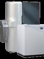 Chaudière à condensation Grand Confort ou Solaire fonctionnant au gaz