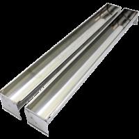 Modèle de gouttière Aluminium