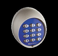 système de Digicode avec mot de de passe pour accéder à votre maison par la porte d'entrée