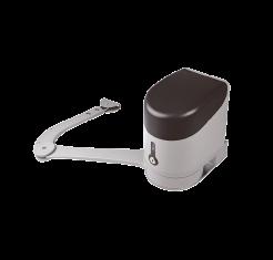 motorisation par moteur à bras armé de votre portails PVC ou Aluminium